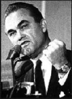 Alabama Governor George C. Wallace